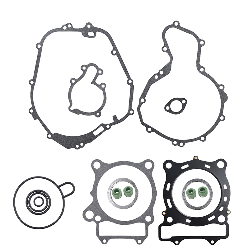 AHL Motorcycle Complate Air Cylinder Engine Gasket For POLARIS PREDATOR 500 2003 2007 OUTLAW 2006 2007