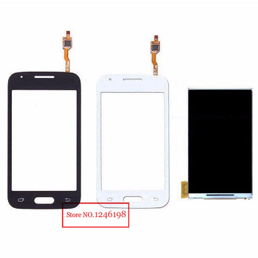 TOP Quality Touch Screen Digitizer + LCD Display Panel For Samsung Galaxy Trend 2 Lite G318 Phone Repair Replacement Parts