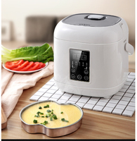 smart rice cooker multi function small rice steaner mini household Steamed rice 24 hour timer
