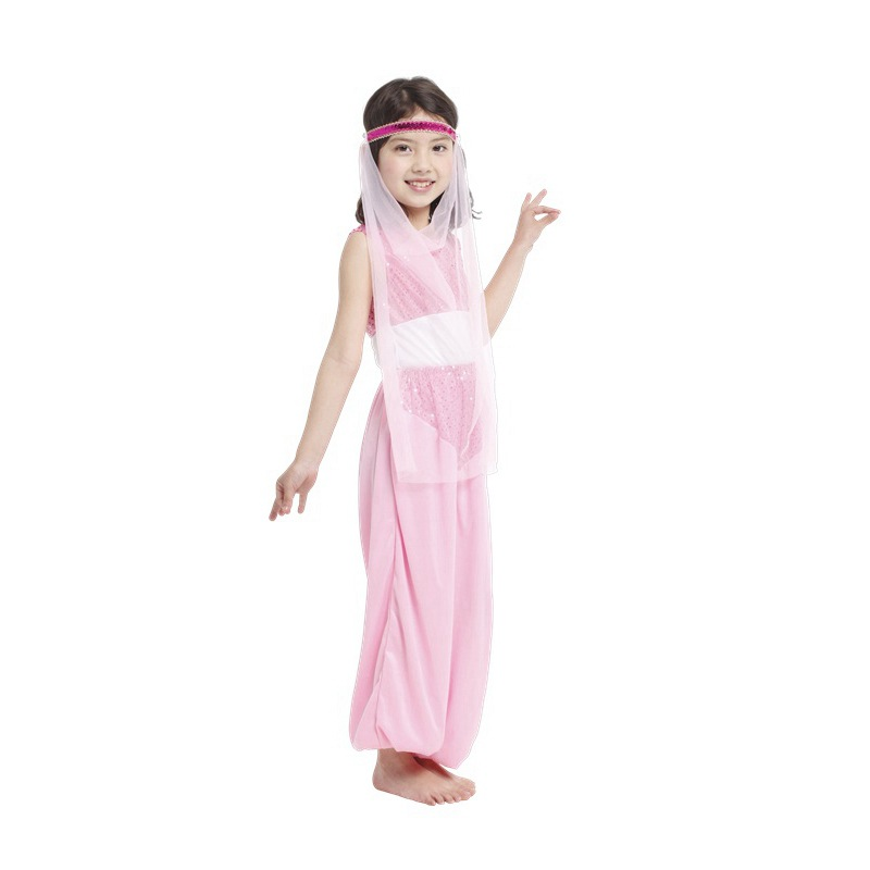 Halloween Girls Princess Fancy Dress Up Costume Outfits: Aliexpress.com : Buy Kids Girl Dresses Tower Girls Pink