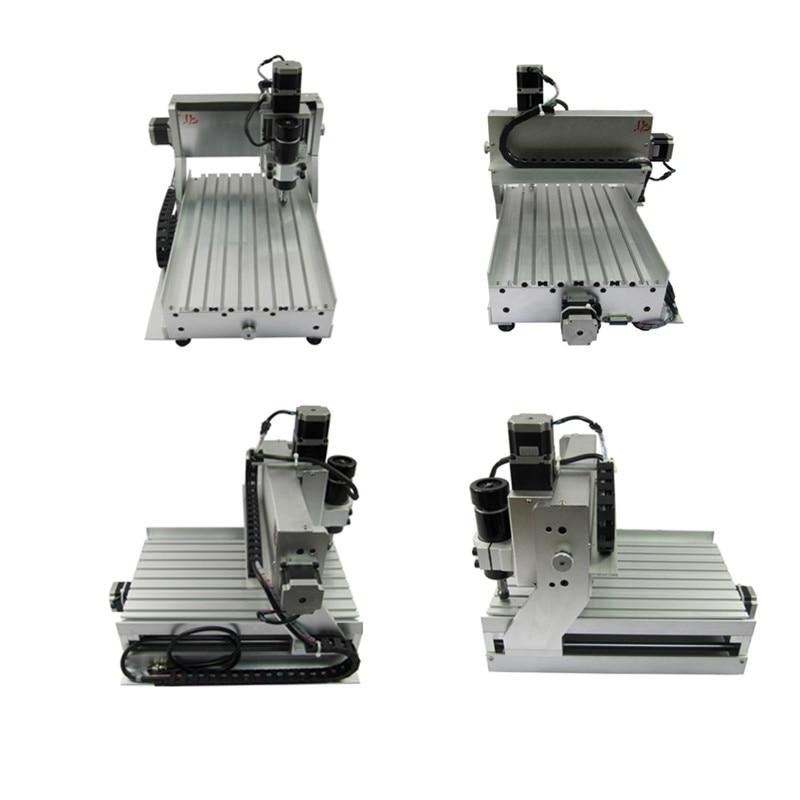 Darmowe prezenty 3 osi Mini frezarka CNC 3020Z-500W maszyna do grawerowania cnc do obróbki drewna wolne podatku do RU