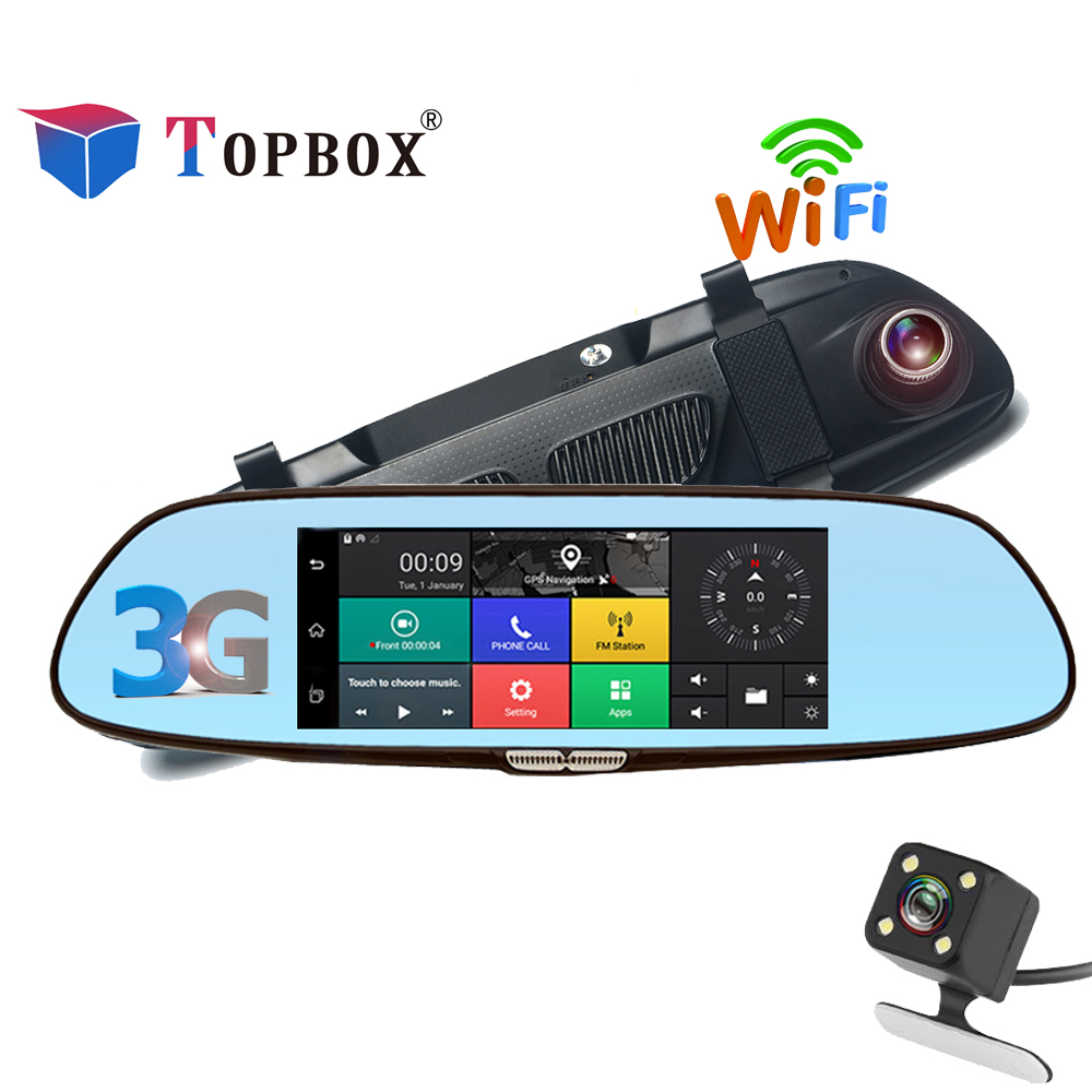 Topbox 3G Car Camera 7