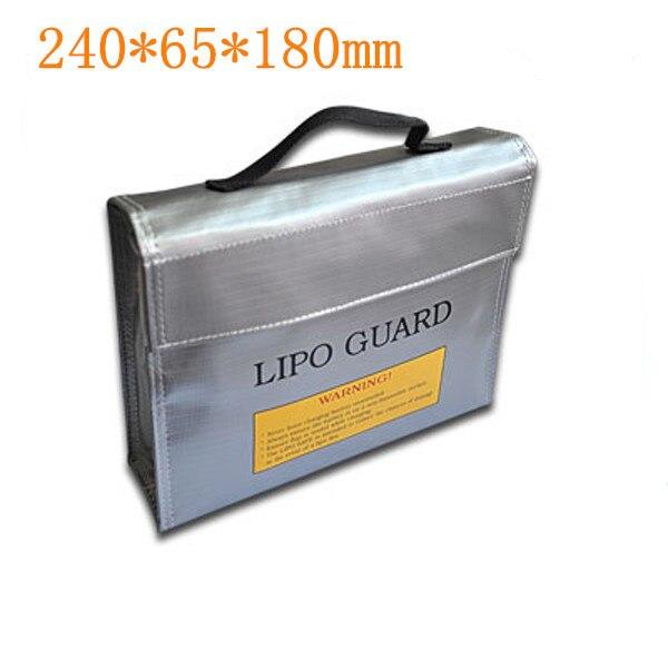 Fireproof explosões Lipo Safe Bolsa para armazenamento e carga da bateria Grande