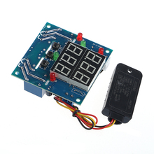AC/DC 12V Digital Intelligent Temperature Humidity Control Controller Module New 2017