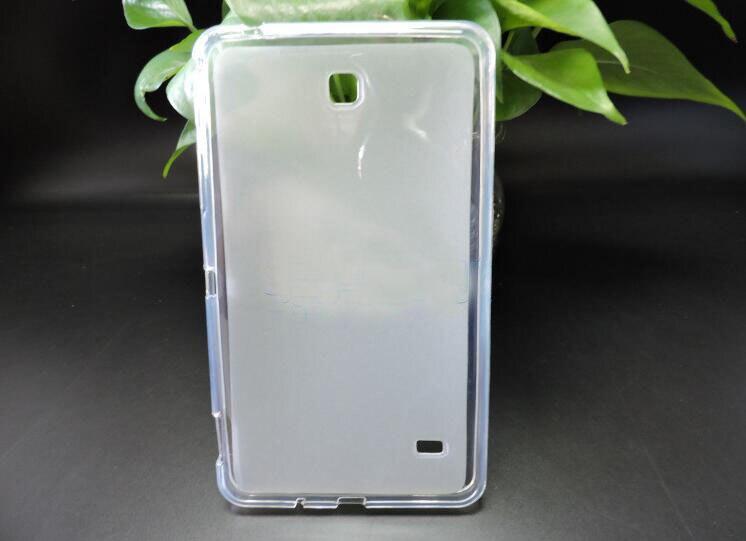 T230 Soft TPU Cover Silicone Case for Samsung Galaxy Tab 4 7.0 T231 T235 SM-T230 funda Covers Rubber case coque capa funda