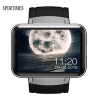 SPORTIMES DM98 New 900mAh Battery 5 1 Android Wrist Smart Watch GPS Wifi GSM BT Video