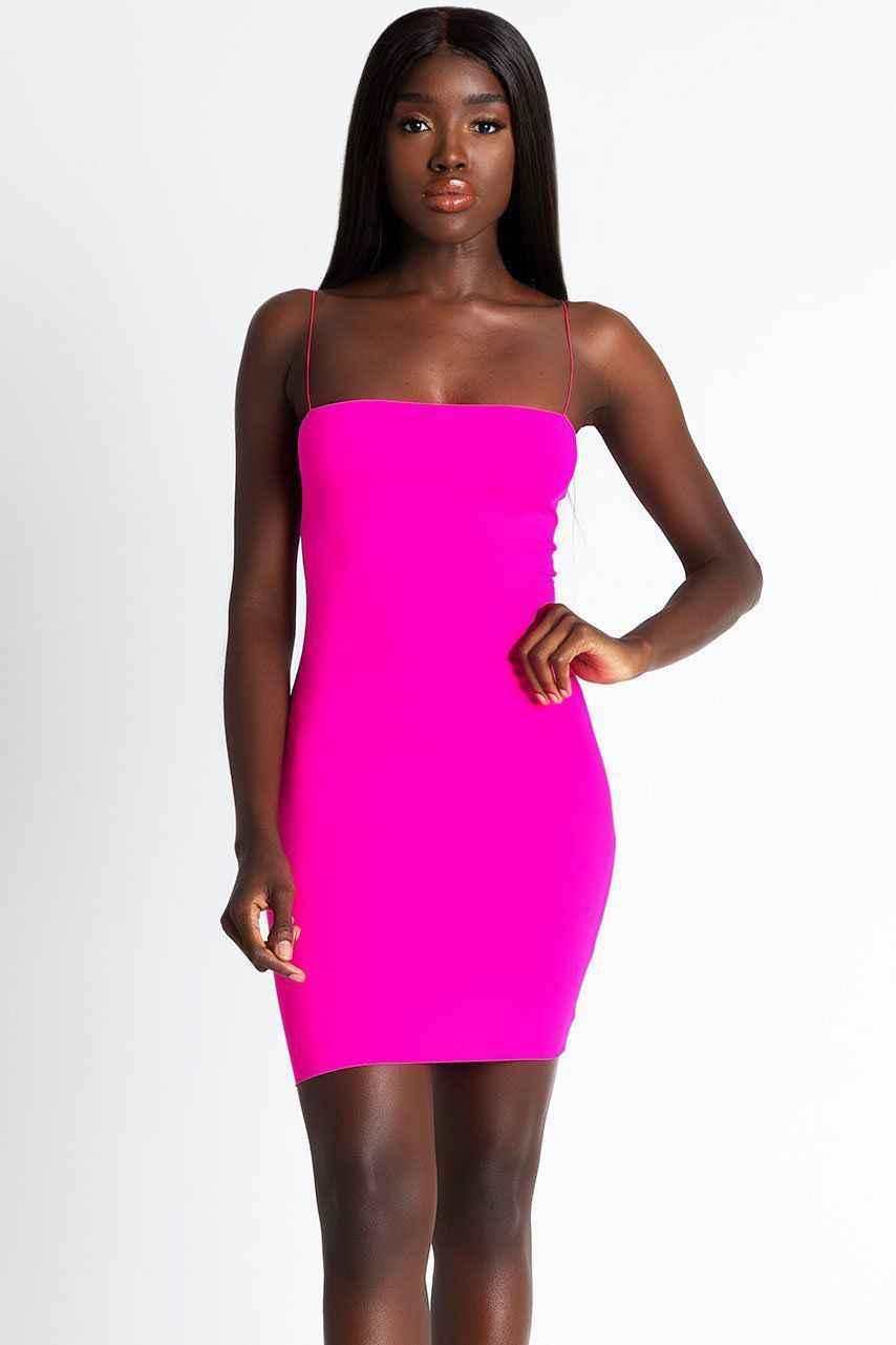 Сексуальное летнее платье на бретельках, женские плотные цветные штаны-скинни, облегающее мини-платье, пакет, Клубное платье большого размера
