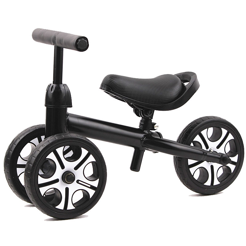 Mother & Kids Walkers New Children Three Wheel Balance Bike Scooter Baby Walker Portable Bike No Foot Pedal Bicycle Baby Walker Tricycle Riding Toys In Short Supply