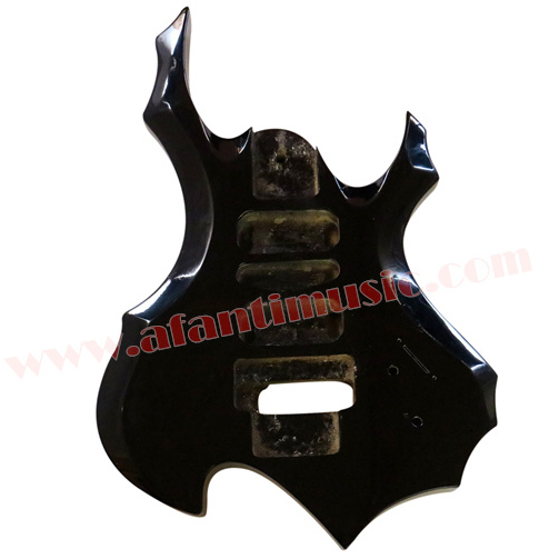 Afanti Music DIY guitar DIY Electric guitar body (ADK-129) hti игровой набор полицейский