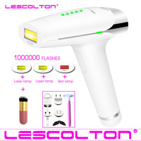 1000000times T009 flash professional permanent IPL epilator laser hair removal electric photo painless hair remover machine