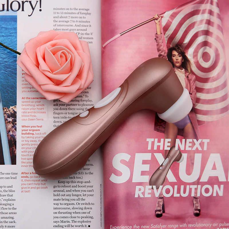 Alman satisfyer pro 2 emme vibratörler G spot Clit stimülasyon titreşim meme enayi erotik yetişkin seks kadın oyuncakları klitoral