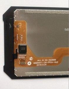 Image 4 - 5.5 بوصة ل ULEFONE درع X شاشة الكريستال السائل مجموعة المحولات الرقمية لشاشة تعمل بلمس 100% الأصلي جديد LCD + اللمس محول الأرقام