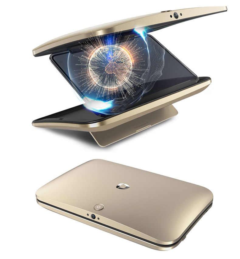 MP4 payer 3D VR экран дисплея открытое отверстие 3D коробка 3D плеер с wi fi bluetooth аккумулятор для джойстика для android мобильного телефона
