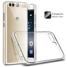 Покрытие IMAK Для Huawei P10 плюс Чехол В виде ракушки с anti-Explosion Экран Плёнки для Huawei P10 плюс мобильный Телефон Сумка-прозрачный
