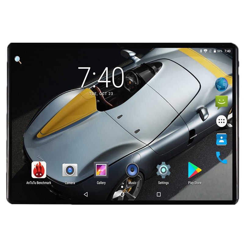 DHL Free 10 inch tablet 4G FDD LTE Octa Core 4GB RAM 32GB ROM 1280*800 IPS 2.5D Glass Kids Gift Tablets 10 10.1 Android 8.0 Pad