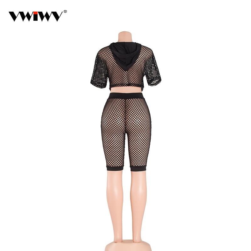 VWIWV Dizajn i ri i Klubit Seksi Me djegie nga perspektiva e - Veshje për femra - Foto 4
