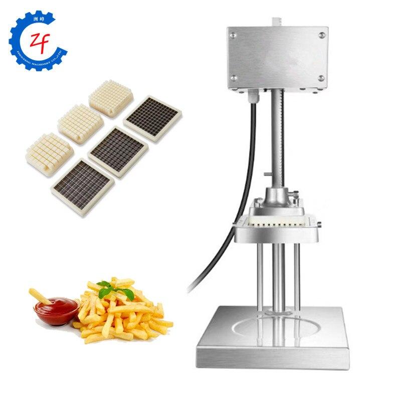 Machine à frites verticale électrique coupe-frites frites - 2