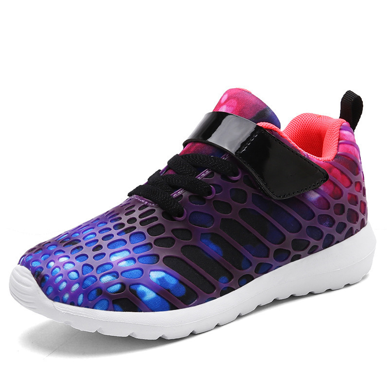 2018 spring new Children shoes for girls Sneakers fashion boys sports shoes running breathable autumn kids shoes