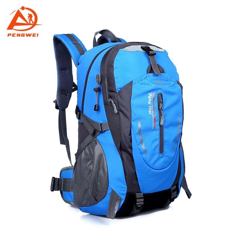 New women men outdoor sport climbing bag camping hiking tym big bags for travel 2017