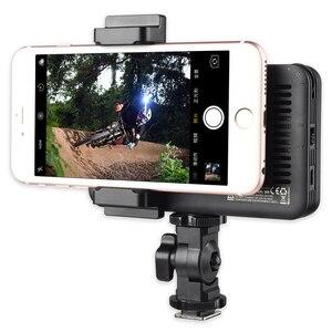 Image 4 - Godox LEDM150 5600 Karat Handy Led videoleuchte Helle panel mit eingebauten Batterie Akku (USB stromversorgung Lade)