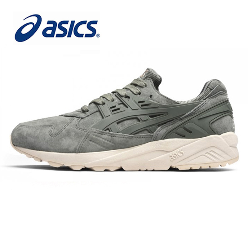 Original ASICS Men Shoes Hard-wearing Breathable Light Running Shoe Shock-Absorbant Sports Shoes Sneakers Breathable Stability цена