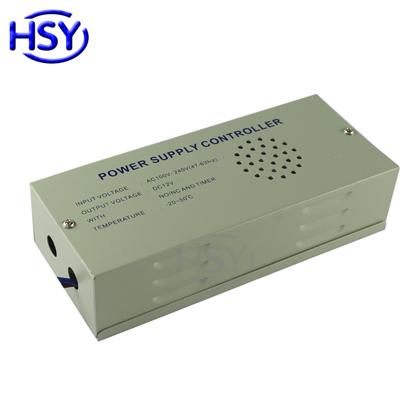 Access Control Accessories Official Website Dc 12v 3a Door Rfid Fingerprint Access Control System Switch Power Supply Ac 100~240v Use For Access Control System
