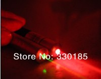 Promotion! Red Laser Pointers Pen Beam Light  10W 10000m SOS flashlight lazer mw 650nm Red Laser Pen Black PPT Teaching