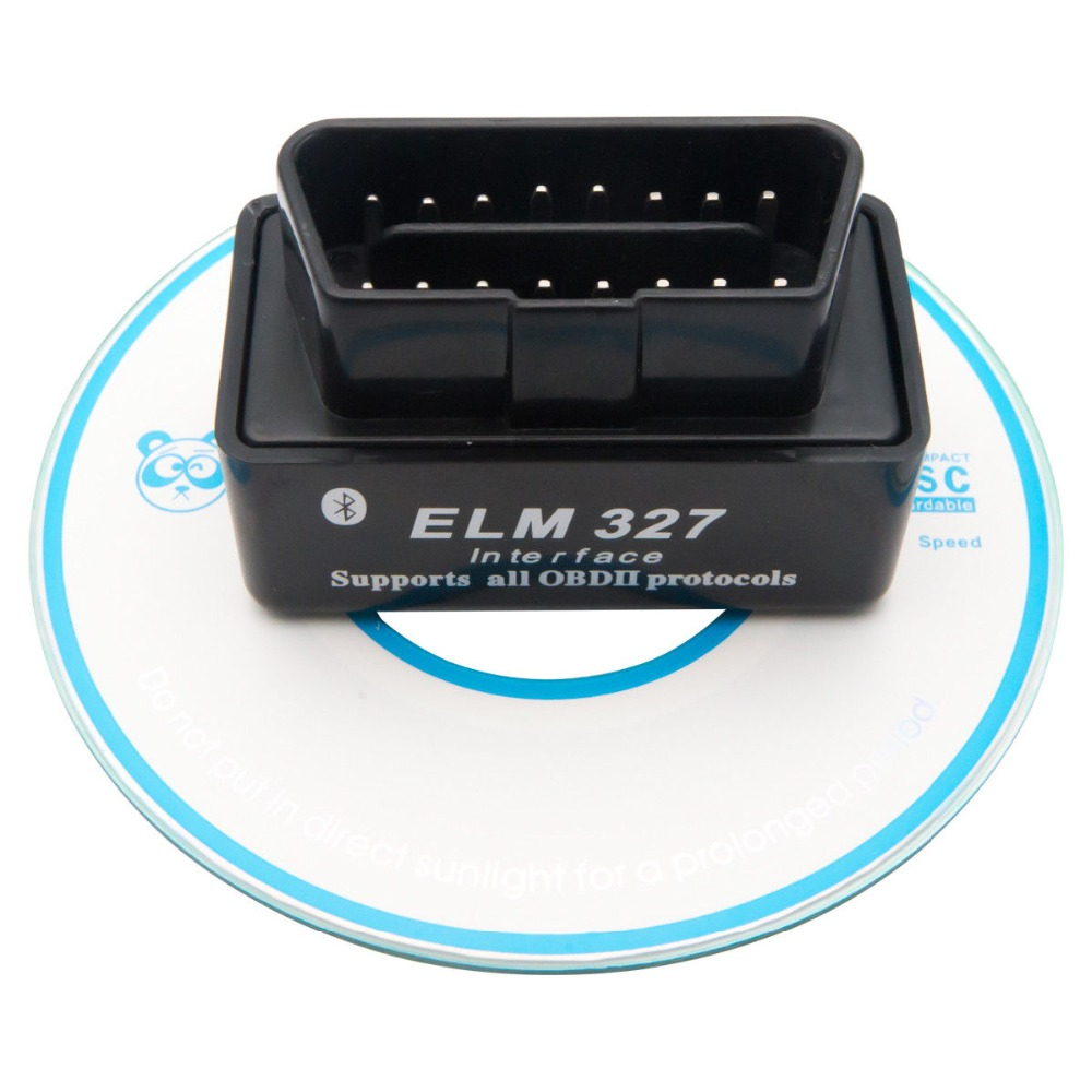 Image 3 - Mini ELM327 OBD2 II Car Bluetooth Scanner Car Diagnostic Tool Android Torque Auto DTCs Scan Tool