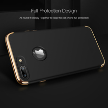 For Apple iPhone 7 6 6s Plus Luxury Accessories Mobile Phone Case Capa Cover Coque + Ultra Thin Protective iPhone6 iPhone 7 Case