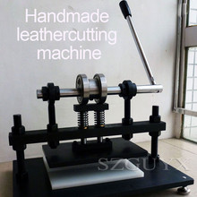 Die-Cutting-Machine Punching-Leather Manual