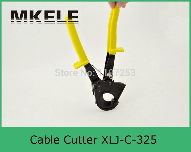 High Quality MK-XLJ-C-325 Sheet Metal Cutting Tools Hand Electrical Wire Cable Cutters Clamp China high quality mk xlj d 500 wire cutting scissors cycle cable cutters cable cutters used in jagwire aircraft clamp china
