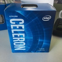 PC CPU Processor 1151 Intel G3930 2-Cores 14NM New Desktop 2-Threads HD610 Original 51W