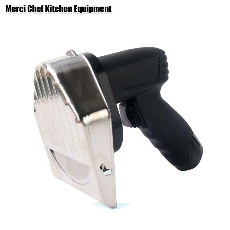 Беспроводной кебаб резки с Батарея шаурма Донер Ножи Турции электрические гироскопов резки мяса Еда машины 110 В 220 В