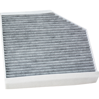 Samochód filtr powietrza kabiny dla AUDI A6 A7 A8 2 0L 3 0L BENTLEY MULSANNE 6 0L (2009-) 4H0 819 439 tanie i dobre opinie MANATEE 2014 2011 2010 2012 2013 0 2kg 35mm 260mm front filter paper China 253mm 4H0 819 439 HTT-7029C