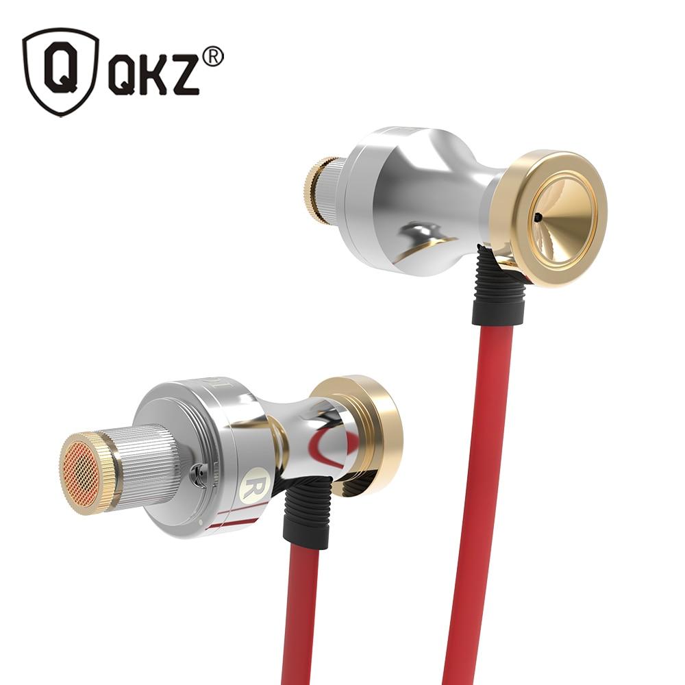 QKZ KD1  In-Ear Earphone Special Edition Headset Clear Bass Earphones With Microphone  fone de ouvido audifonos Headset zenfone 2 deluxe special edition