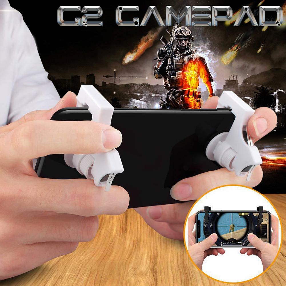 Stimulate the battlefield Games Accessory Mobile Phone Games PUBG Gamepad Game Controller Triggers Video Games Accessory