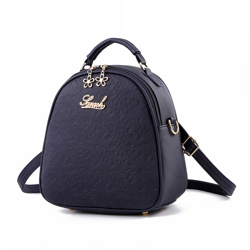 Luxury Designer Women Backpack Famous Brand Lady s Small Vintage Backpacks For Teenage Girls High Quality
