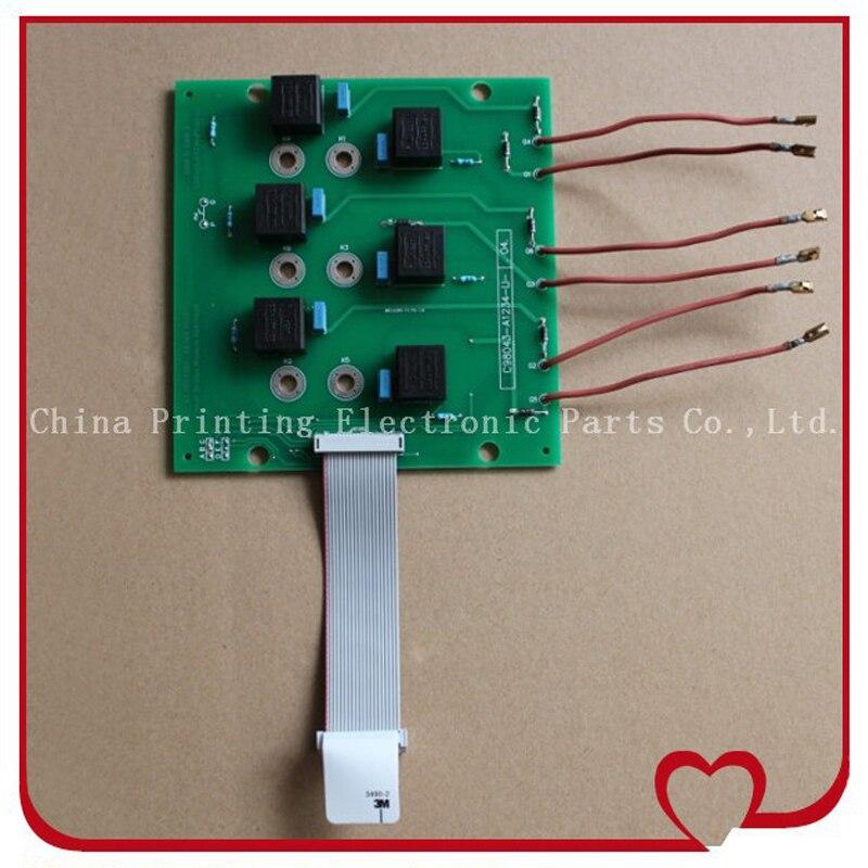 все цены на heidelberg replacement circuit board SBM card C98043-A1234-L1- for heidelberg mo 53.101.1122/91.191.1051 онлайн