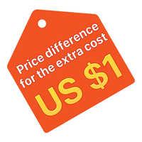 Para peças sobresselentes ou diferenças de preço ou custo extra ou item personalizado