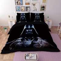 Star Wars 3D Bedding Set Print Duvet cover Twin full queen king Beautiful pattern Real lifelike bed sets Good quality 26