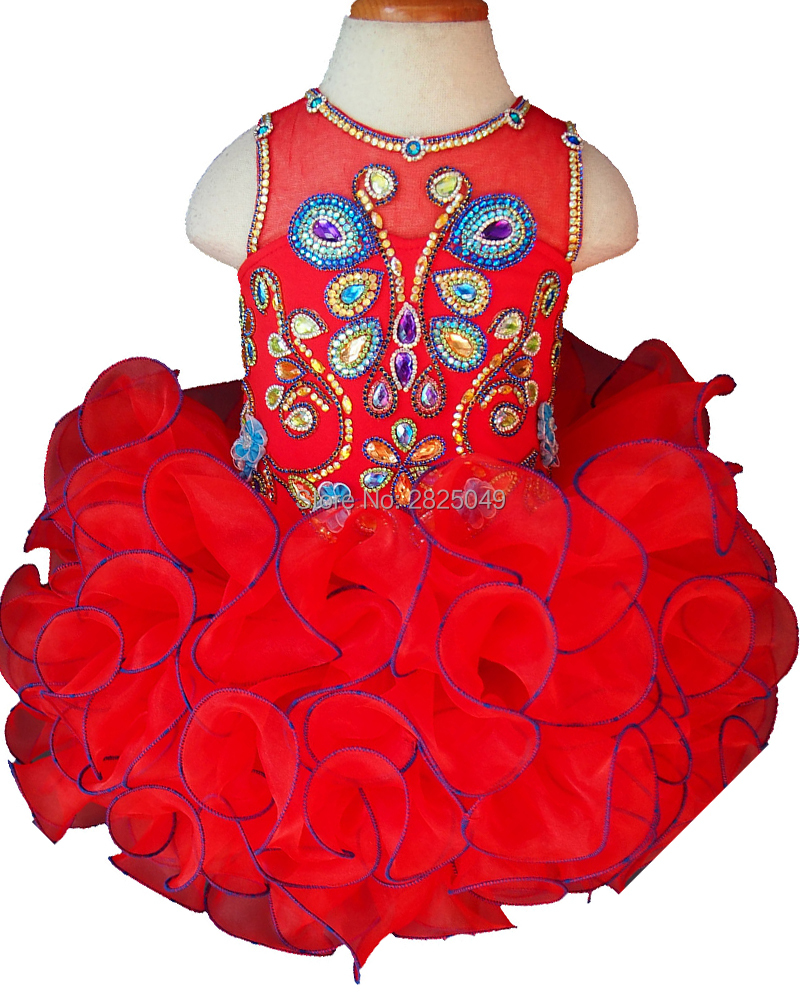 baby  and toddler girl clothes  girl dresses  flower girl dresses girl party dresses1T-6T EB205-3