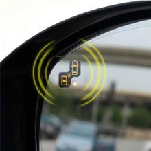 Боковое зеркало BSM микроволновый радар Датчик Безопасности слепое пятно обнаружения монитор BSD тепло для land Rover Дискавери Спорт Сигнализация