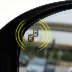Боковое зеркало BSM микроволновая радар Датчик Безопасности слепое пятно датчик движения BSD тепло для land Rover обнаружения спортивные часы