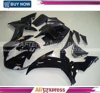 Complete Fairing Bodywork For Yamaha YZF R1 2002 2003 YZFR1 02 03 Injection Motorbike Fairings Kits All Gloss Black Gold R1 Logo