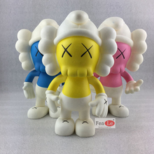 new arrival ! 10inch kaws Original Fake  toy great gift for friend