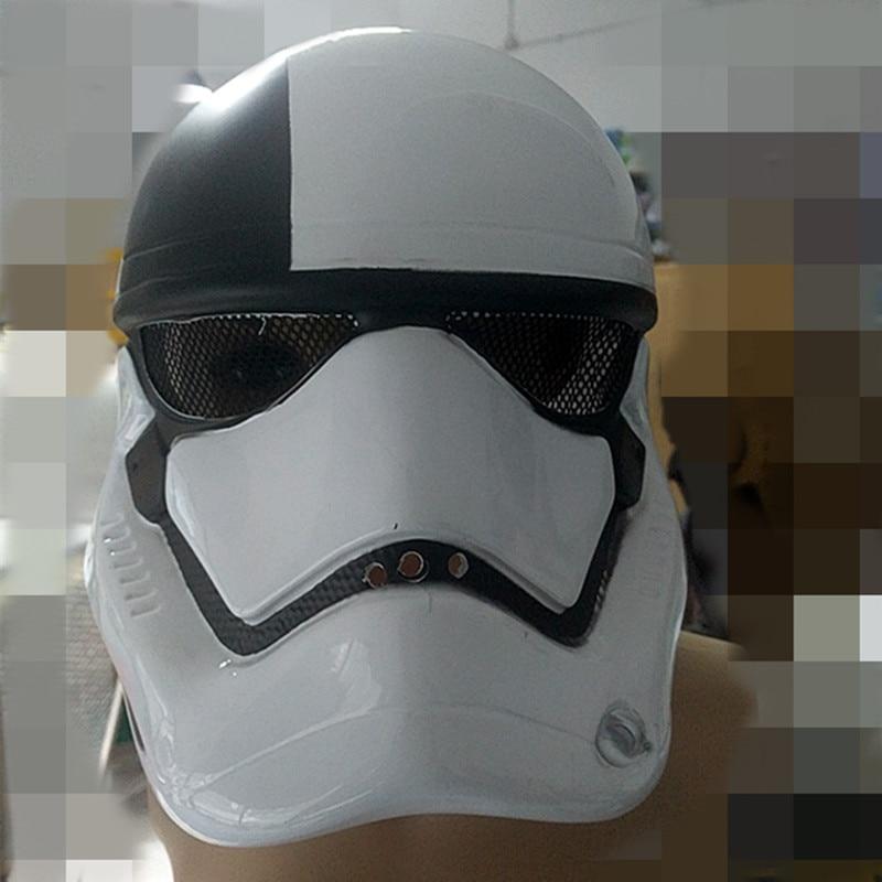 Máscara de Star Wars Story Stormtrooper Casco de Darth Vader Disfraz - Para fiestas y celebraciones - foto 5