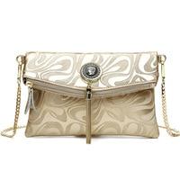 Women wallet Fashion Womens design Chain Detail Cross Body Bag Ladies Shoulder bag clutch bag bolsa franja luxury evening bags