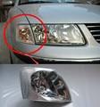 Para volkswagen vw b5 frente ligue luzes de sinalização lateral canto lâmpada luzes direcionais