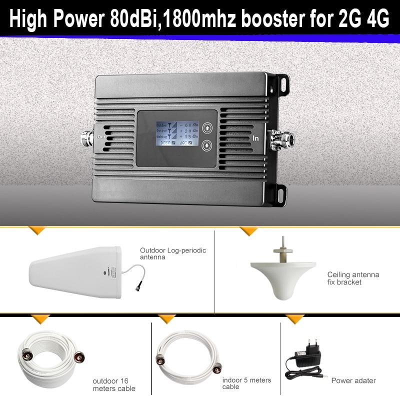 Dual band 2G+LTE 4G 800MHz/ GSM 900MHz 2g 4g ניידים חכמים אות booster ערכות של אותות סלולריים מגבר 2g 4g ערכת מהדר