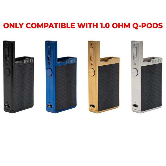 US $35 99 |New arrivals LostVape Orion Q Mod 950mAh built in battery no  need a DNA chip Replaceable Pod system Vape 2ml juice Capacity Pod -in